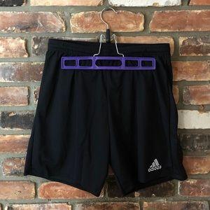 Men's Adidas Black Training Shorts ✨ NWT